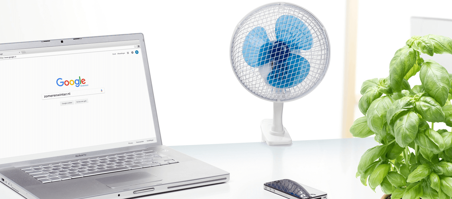 Afbeelding van een ventilator