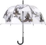 Esschert Design transparante zwaluw paraplu