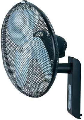 Casafan Greyhound WV 45 AZ wandventilator zwart 45 cm