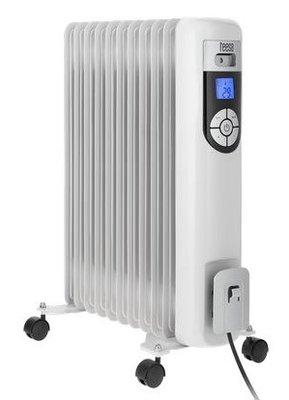 Teesa TSA8037 2500W oliegevulde radiator