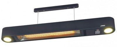 Eurom Ceilingheat 1500 RC elektrische terrasverwarming