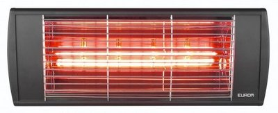 Eurom Goldsun Supra 2000 elektrische terrasverwarming