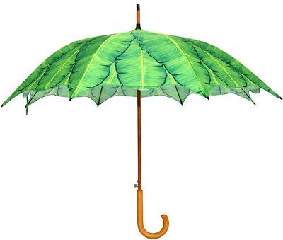Esschert Design bananenbladeren paraplu