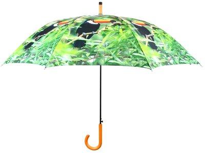 Esschert Design tropische toekan paraplu