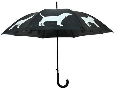 Esschert Design reflecterende honden paraplu