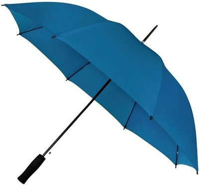 Falcone Compact golfparaplu blauw