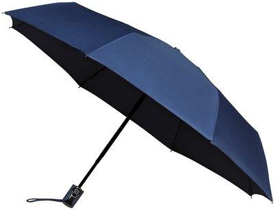 miniMAX Automatic Open&Close opvouwbare paraplu donkerblauw