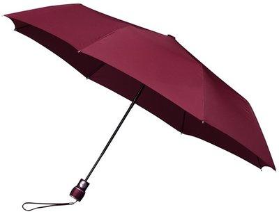 miniMAX Automatic windproof opvouwbare paraplu bordeaux