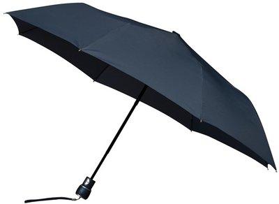miniMAX Automatic windproof opvouwbare paraplu marineblauw