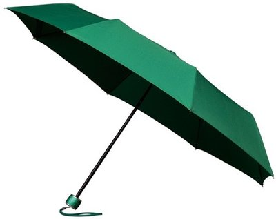 miniMAX windproof opvouwbare paraplu groen