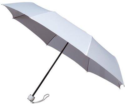 miniMAX windproof opvouwbare paraplu wit