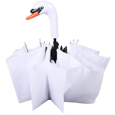 Esschert Design opvouwbare zwaan paraplu