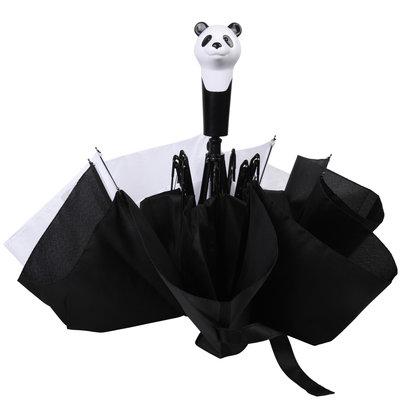 Esschert Design opvouwbare panda paraplu