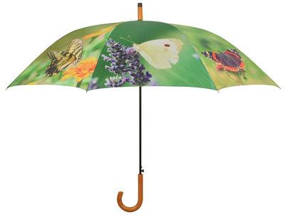 Esschert Design vlinders paraplu