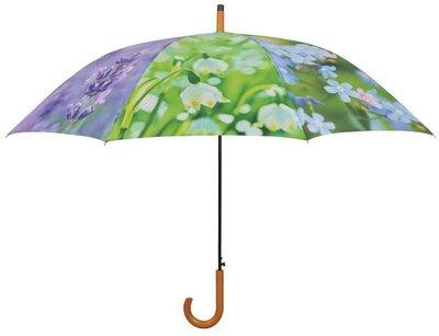 Esschert Design bloemen paraplu
