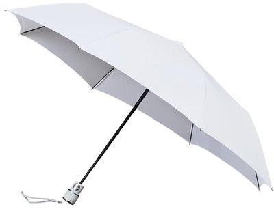 miniMAX Automatic windproof opvouwbare paraplu wit