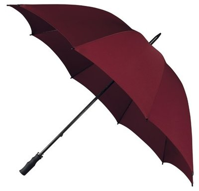 Falcone windproof golfparaplu bordeaux