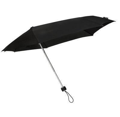 STORMini opvouwbare stormparaplu zwart