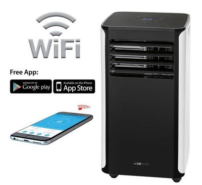 Clatronic CL 3716 Wi-Fi 9000 BTU mobiele airco