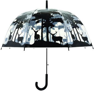 Esschert Design transparant bos paraplu