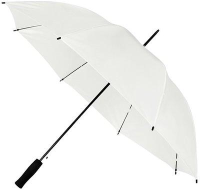 Falcone Compact golfparaplu wit