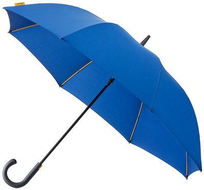 Falcone Automatic luxe windproof golfparaplu blauw