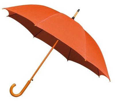 Falcone Deluxe paraplu oranje
