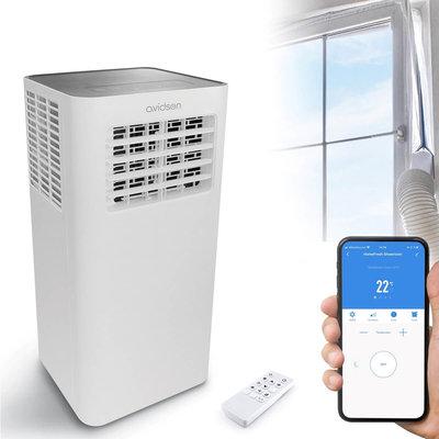 Avidsen 127040 Wi-Fi 9000 BTU mobiele airco