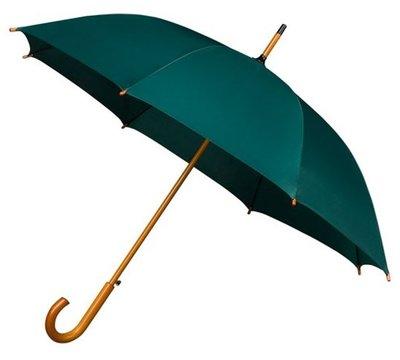 Falcone Deluxe paraplu groen