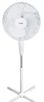 Globo Fanatic staande ventilator wit 45 cm