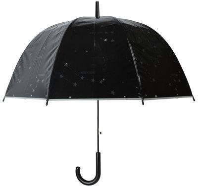 Esschert Design transparante sterrenhemel paraplu