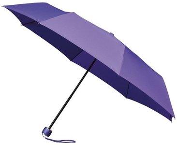 miniMAX windproof opvouwbare paraplu paars