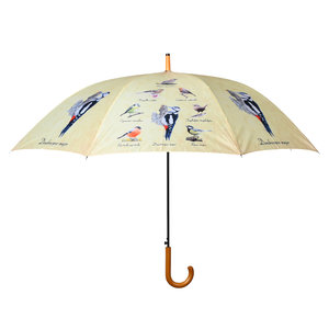 Esschert Design vogels paraplu