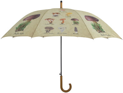 Esschert Design verzameling paddestoelen paraplu